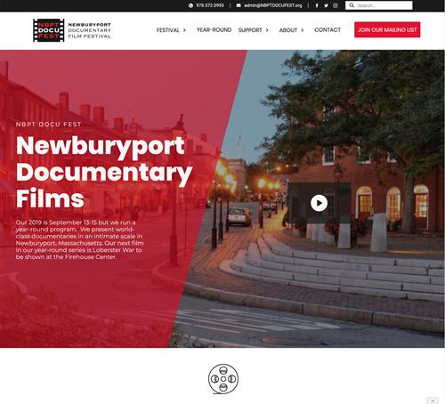 Newburyport Documentary Film Fest