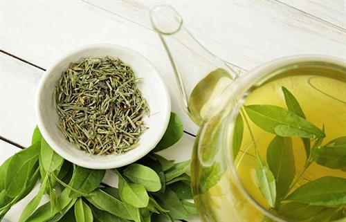 Green Tea ingredients Cleanser
