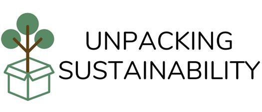 Unpacking Sustainability