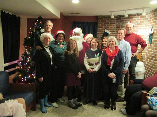 Gallery Image Dare_House.__A_full_cast_of_Exchange_Club_characters_joins_Santa_Claus_(Richie_Eaton)_to_ring_in_the_holidays..jpg