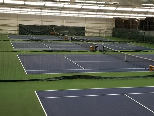 Newburyport Tennis Club - 6 Tennis Courts