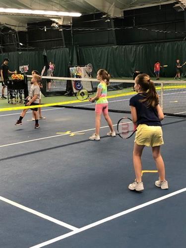 Newbuyyport Tennis Club - Kids Tennis Programs