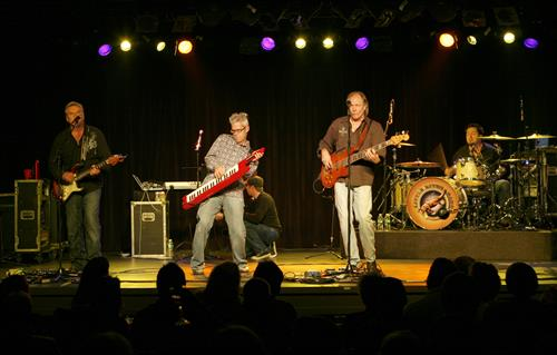 Legendary Rockers Little River Band on Stage at Blue Ocean Music Hall