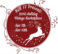 Mill 77's Holiday Vintage Marketplace Weekend