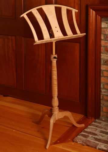 Gallery Image Tiger_Maple_Music_Stand.jpg