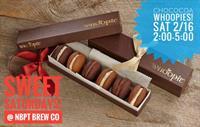 Sweet Saturdays! Chococoa Whoopies at Newburyport Brewing Co.