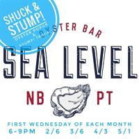 Shuck & Stump! Oyster Popup w/ Sea Level Oyster Bar & Stump Trivia at Newburyport Brewing Co.