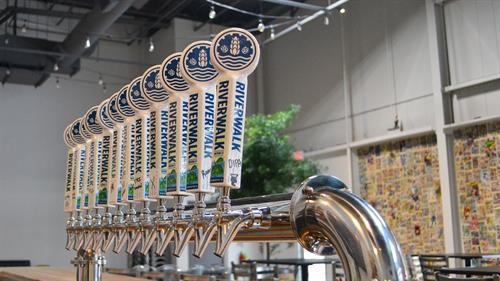 12 rotating beers