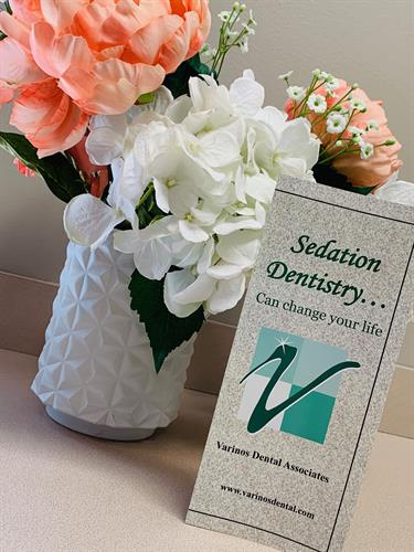 Sleep away your fears! Sedation dentistry is always an option!