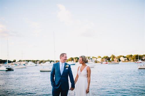 Beautiful Newburyport Wedding!