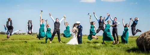 Plum Island Wedding!
