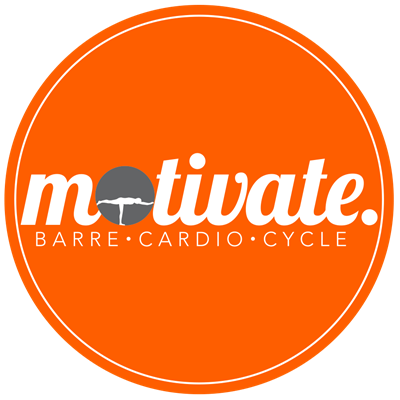 Motivate. barre cardio cycle