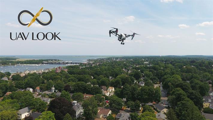 UAV Look