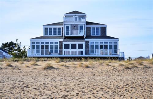 Eagle's NEst Beach House on Plum Island