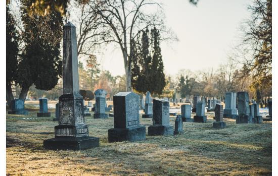 Funerals, Memorials, Cemeteries