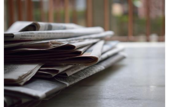 Newspapers, Magazines, and Online Communities