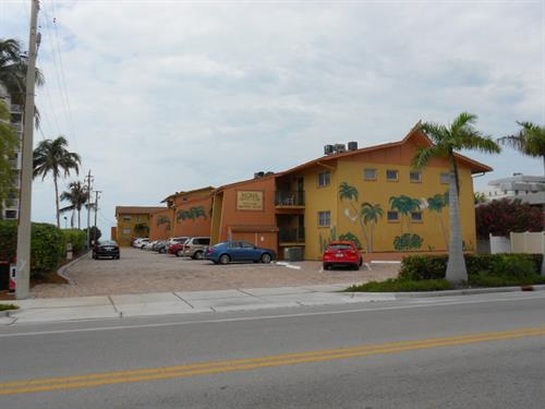 Welcome to Kona Beach Club, a family friendly complex of 19 units!  We're the top unit on the end of the building.