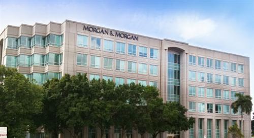 Morgan & Morgan office look in Fort Myers, FL