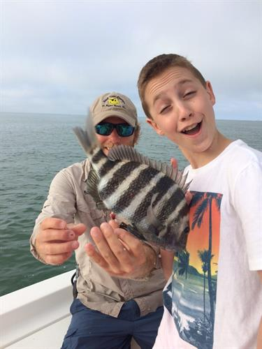 Kids of all ages can enjoy fishing near Fort Myers Beach!