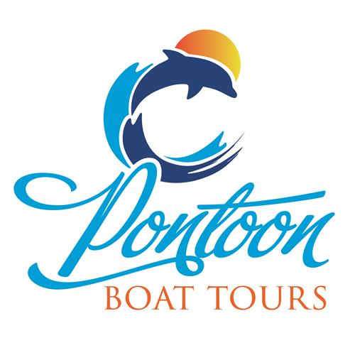 Pontoon Boat Tours Logo