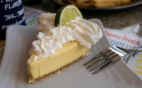 PierSide Key Lime Pie
