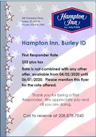 Hampton Inn Burley - Burley