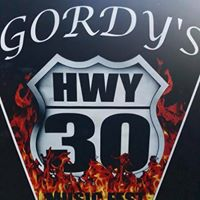 Proud sponsor of Gordy's HWY 30