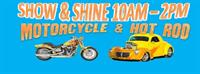Motorcycle & Hot Rod Show n Shine