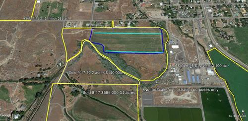 Development Land For Sale in Hagerman ID