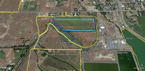 Development Land For Sale in Hagerman ID