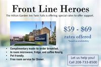 Hilton Garden Inn - Twin Falls