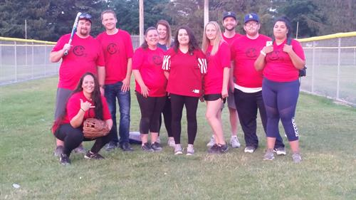 C3 2018 Softball Team