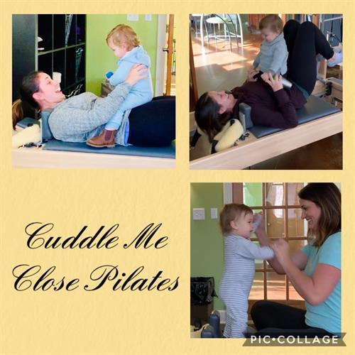 Cuddle Me Close Pilates