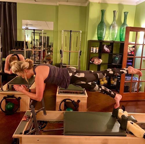 Pilates Planking Massive Core Builder
