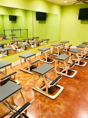 Pilates Chair Classes