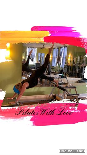 Working On Us One Pilates's Alabaster At A Time