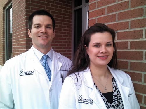 Dr. Andrew J. Cefalu and Dr. S. Neely Berry