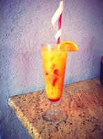 tequila sunrise :)