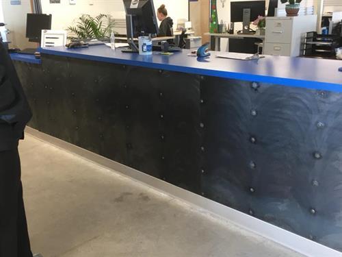 Custom Counters