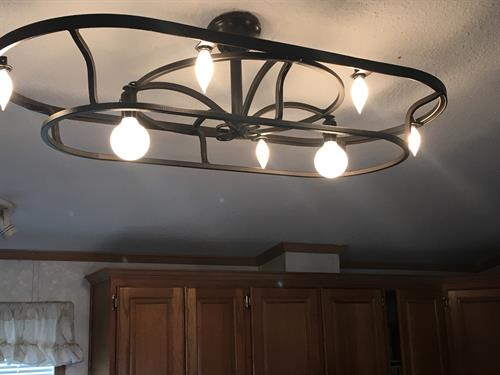 Custom Lighting Fixtures