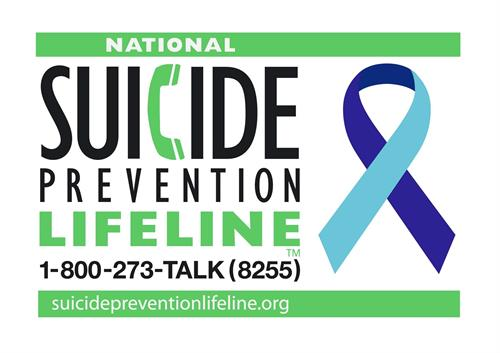 If you or someone you know is struggling or having suicidal thoughts or ideas, PLEASE, PICK UP THE PHONE AND CALL 911 or 1-800-273-8255 RIGHT NOW! You are NOT alone! You matter!