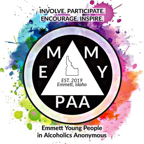 EMMYPAA Group & Meeting · Emmett Young People in Alcoholics Anonymous