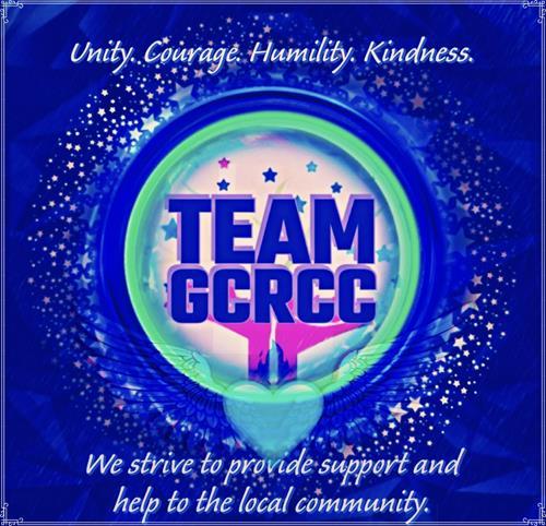 """""""Team GCRCC"""", our AMAZING Volunteer Team's Logo"""
