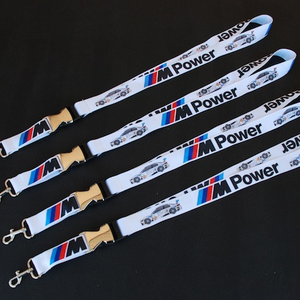 Custom Lanyards by Vicci Moto