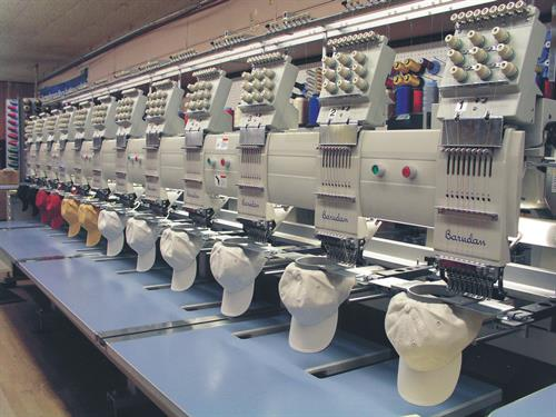 Embroidery Machind