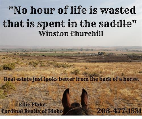 Whether you're looking to sell or buy a home in town, or acreage, I can help!