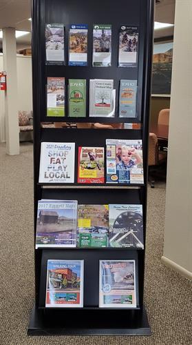 Gem County brochures