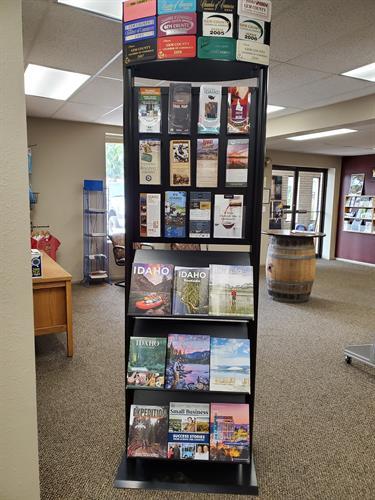 Visit Idaho brochures and guides