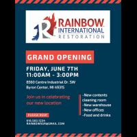Ribbon Cutting Rainbow International 06/07/19