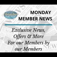 Monday Member News 8/24/2020